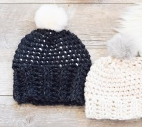 Crochet Beanie Pattern Starry Sky Crochet Hat Pattern Mama In A Stitch