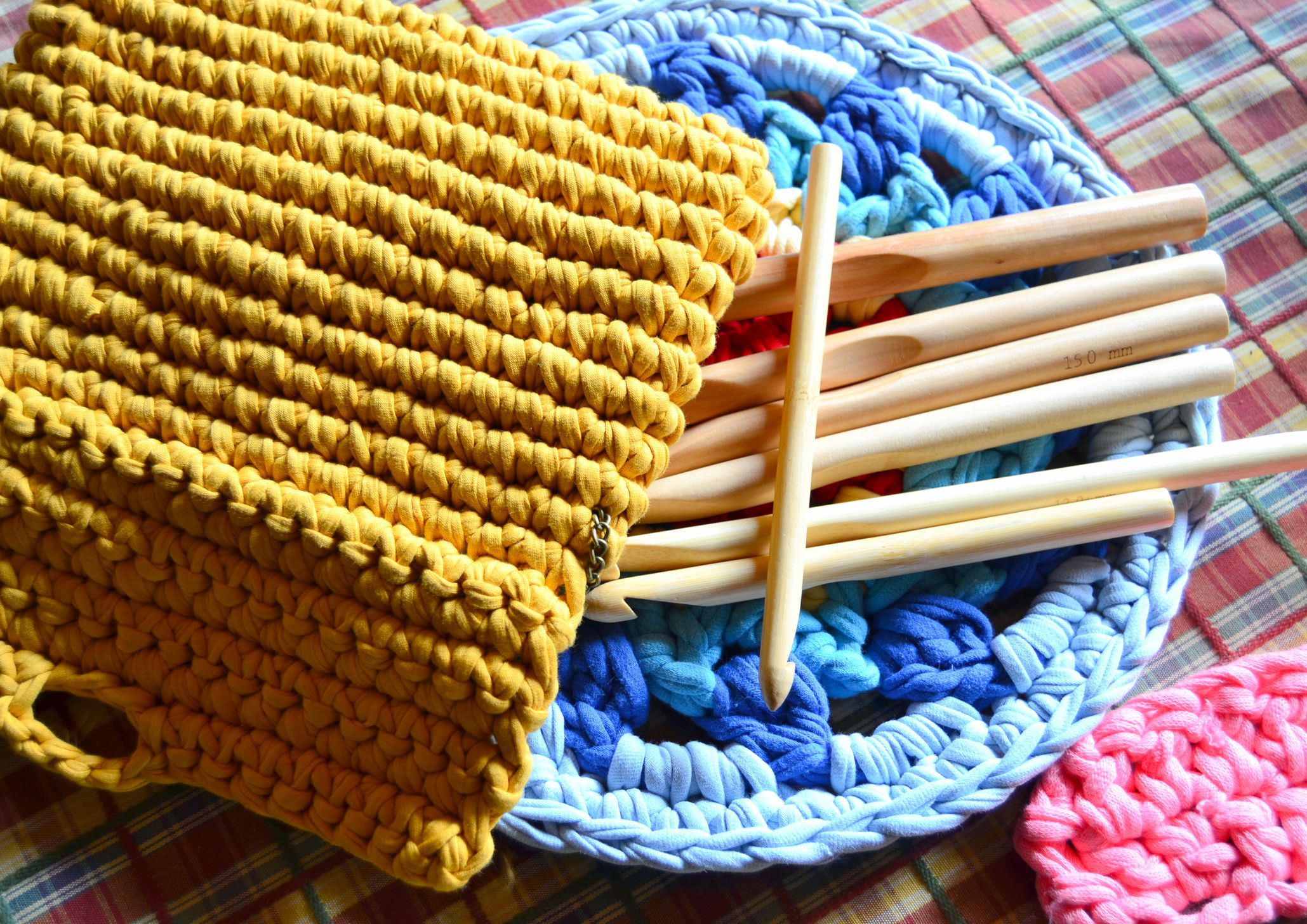 Crochet Dishcloths Free Patterns  Easy Crochet Dishcloth Free Pattern