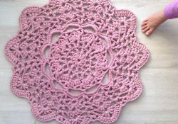 Crochet Doily Pattern 10 Free Thread And Lace Crochet Doily Patterns