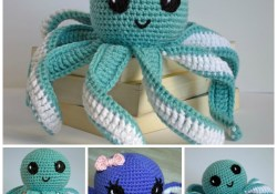 Crochet Octopus Pattern Amigurumi Octopus Ba Toy Free Pattern Thefriendlyredfox