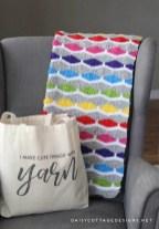 Crochet Patterns Fun Crochet Blanket Pattern A Bright Fun Free Crochet Pattern Daisy