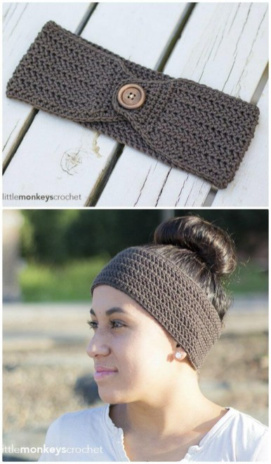 Ear Warmers Crochet Pattern 46 Free Crochet Headband Patterns To Try This Weekend Diy Crafts