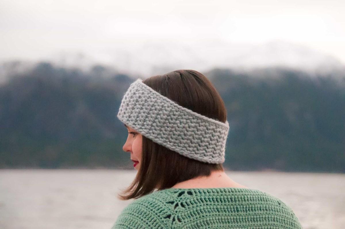 Ear Warmers Crochet Pattern Crochet Quick Classic Ear Warmer Free Crochet Pattern Joy Of Motion