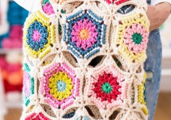 Easy and Fast Crochet Patterns to Make Crochet Blanket Arivleri Stunnerwoman Com