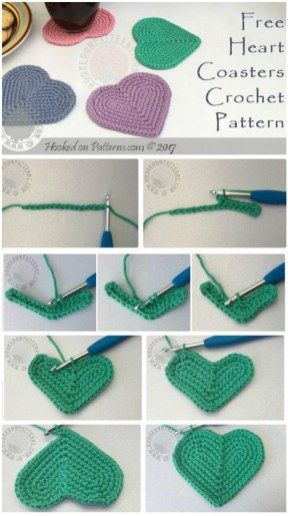 Easy Crochet Patterns 70 Easy Free Crochet Coaster Patterns For Beginners Diy Crafts