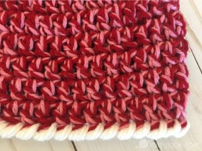 Easy Crochet Patterns Child Size Easy Peasy 30 Minute Beanie Free Crochet Pattern