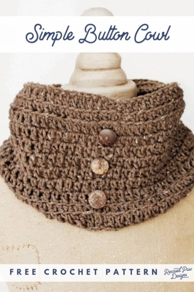Easy Crochet Patterns Try This Quick Easy Crochet Cowl Scarf Pattern Today