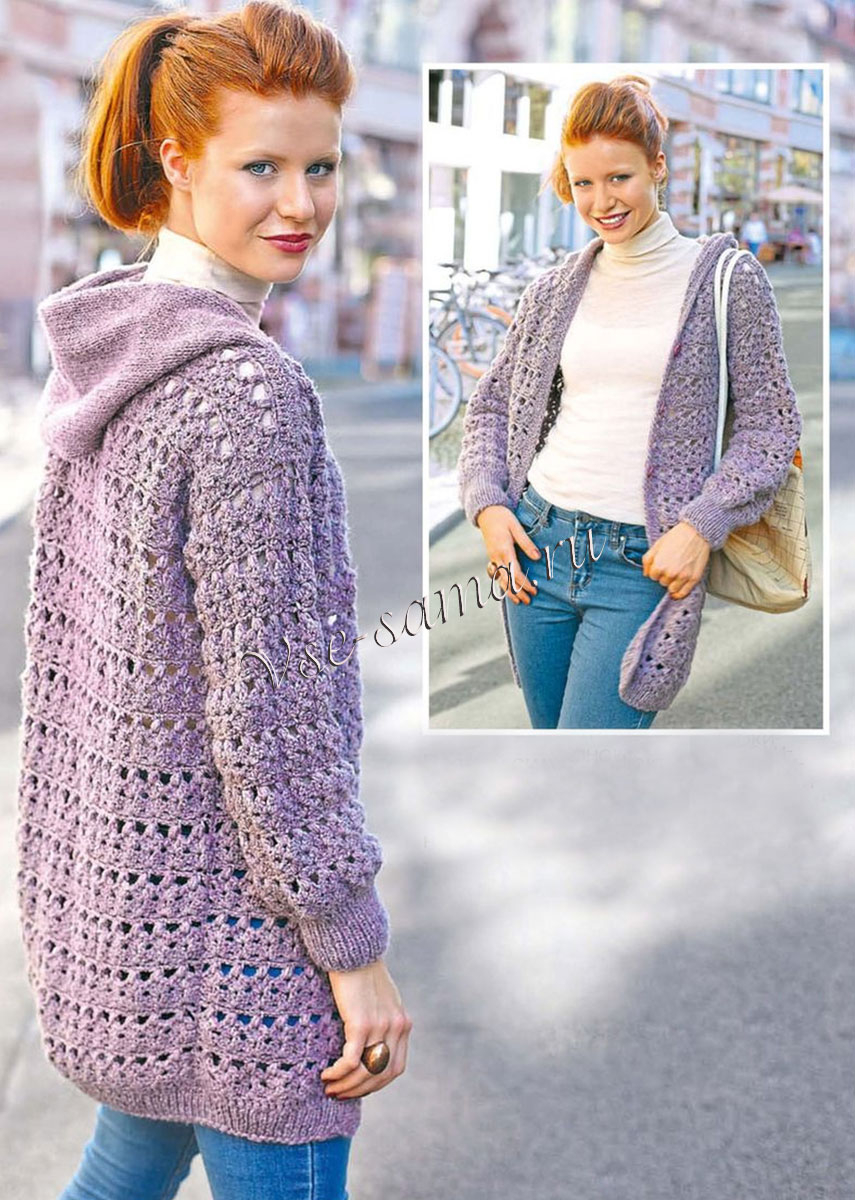 Free Crochet Jacket Pattern Designs for All Seasons Free Crochet Patterns To Download