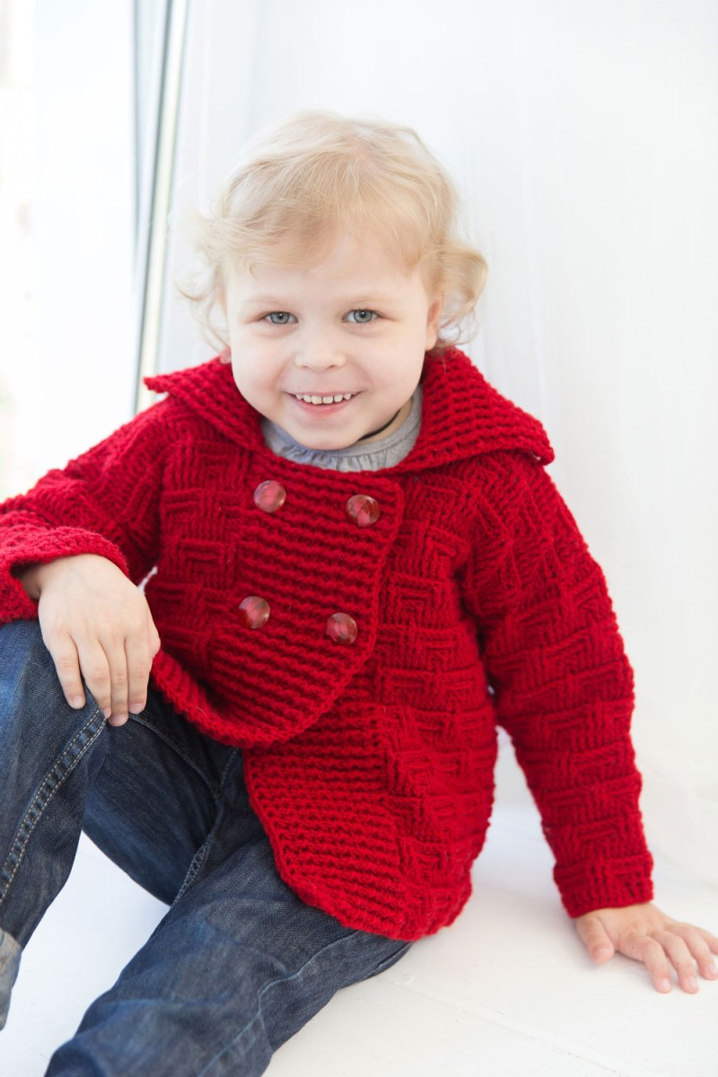 Free Crochet Jacket Pattern Designs for All Seasons Warm Crochet Jacket Pattern For Girl