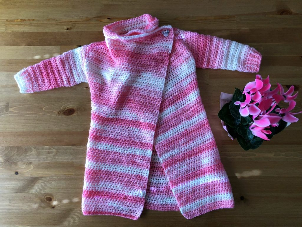 Free Crochet Patterns Newest Toddler Size Blanket Cardigan Free Crochet Pattern Size 23t