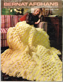 Knit Crochet Patterns Afghan Knit And Crochet Patterns Buggsbooks