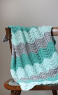 Knit Crochet Patterns Crochet Feather And Fan Ba Blanket Free Pattern Persia Lou