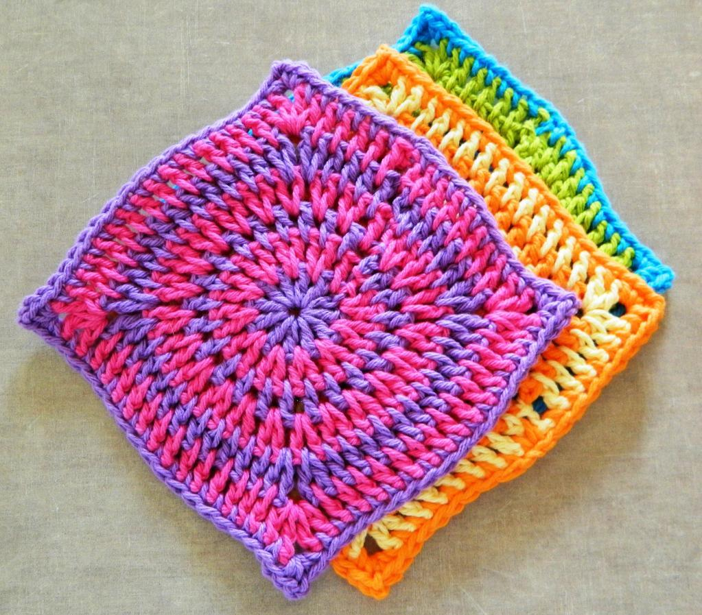 Quick and Simple Dish Cloth Crochet Pattern 20 Crochet Dishcloth Patterns Guide Patterns