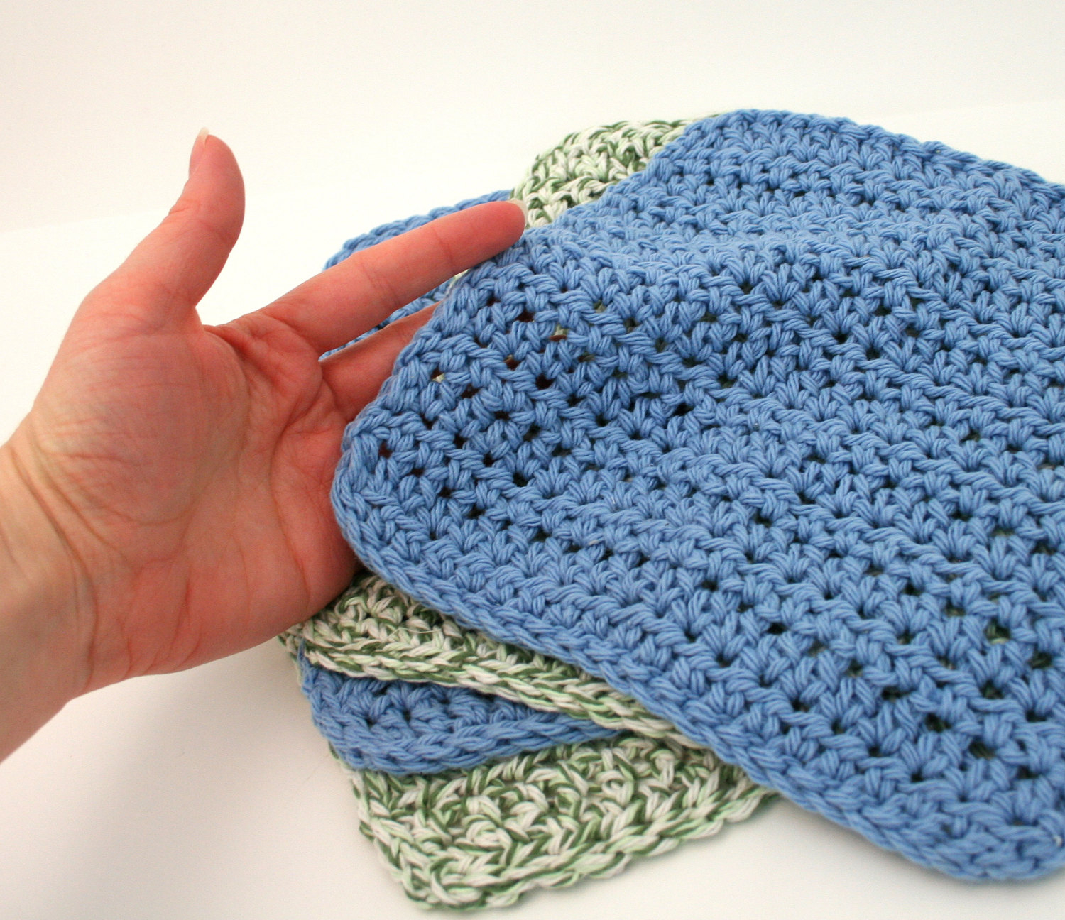 Quick and Simple Dish Cloth Crochet Pattern In Order That Easy Crochet Dishcloth Il Fullxfull 693180632 I2lh
