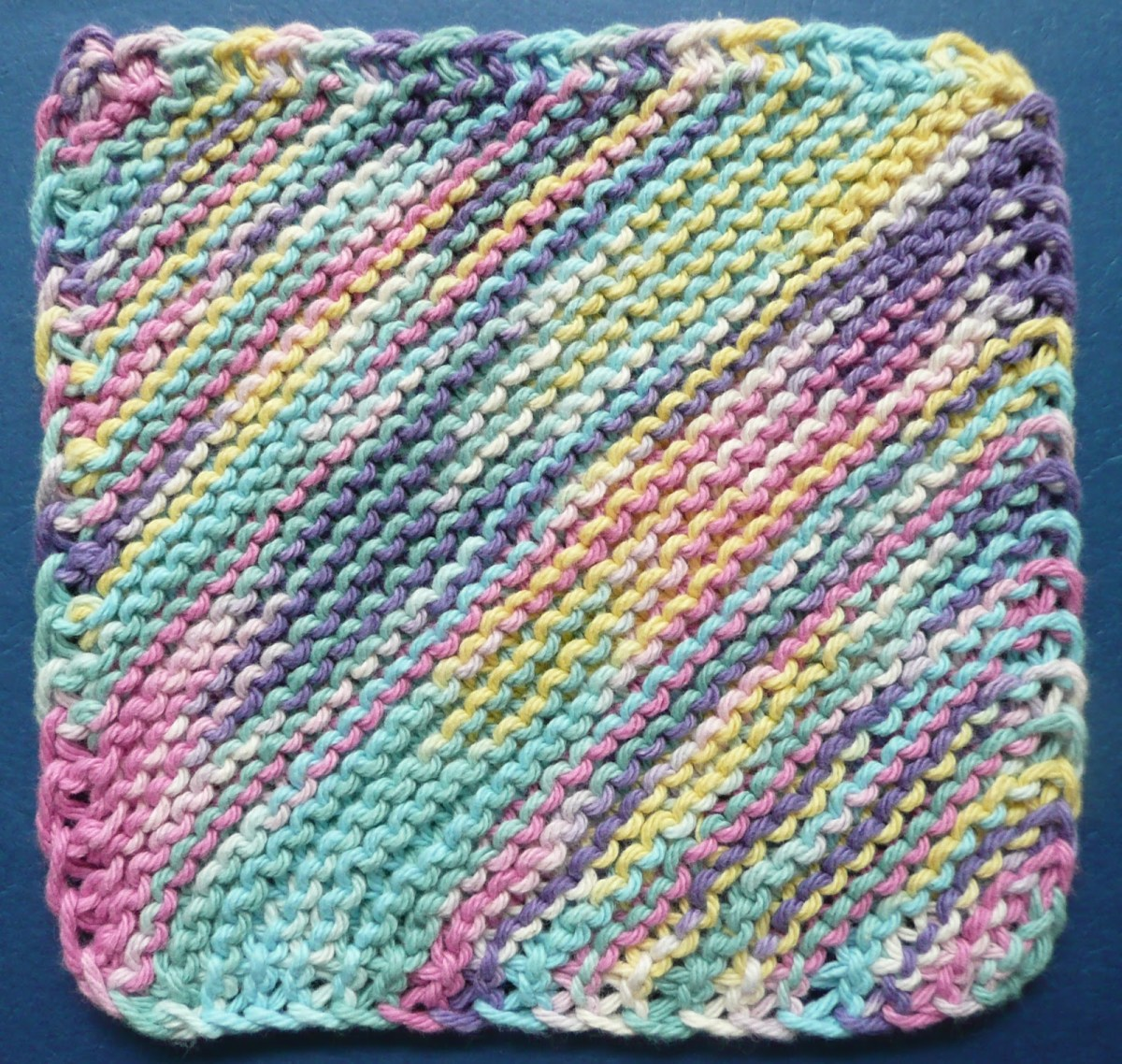 Quick and Simple Dish Cloth Crochet Pattern Sugar N Cream Crochet Dishcloth Pattern Mincifinefr