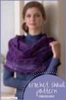 Redheart Crochet Patterns Free Pattern Friday Crochet Shawl Pattern From Red Heart Stitch