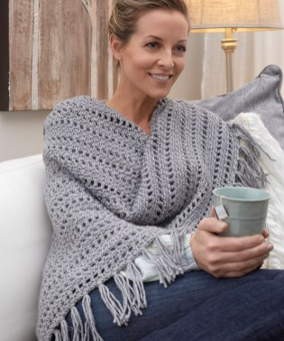 Redheart Crochet Patterns Shawls For All Occasions Red Heart
