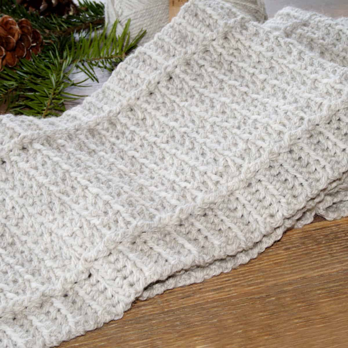 Scarf Crochet Pattern Free to Upgrade Your Winter Style Easy Crochet Scarf Free Winter Path Pattern Crochet Life
