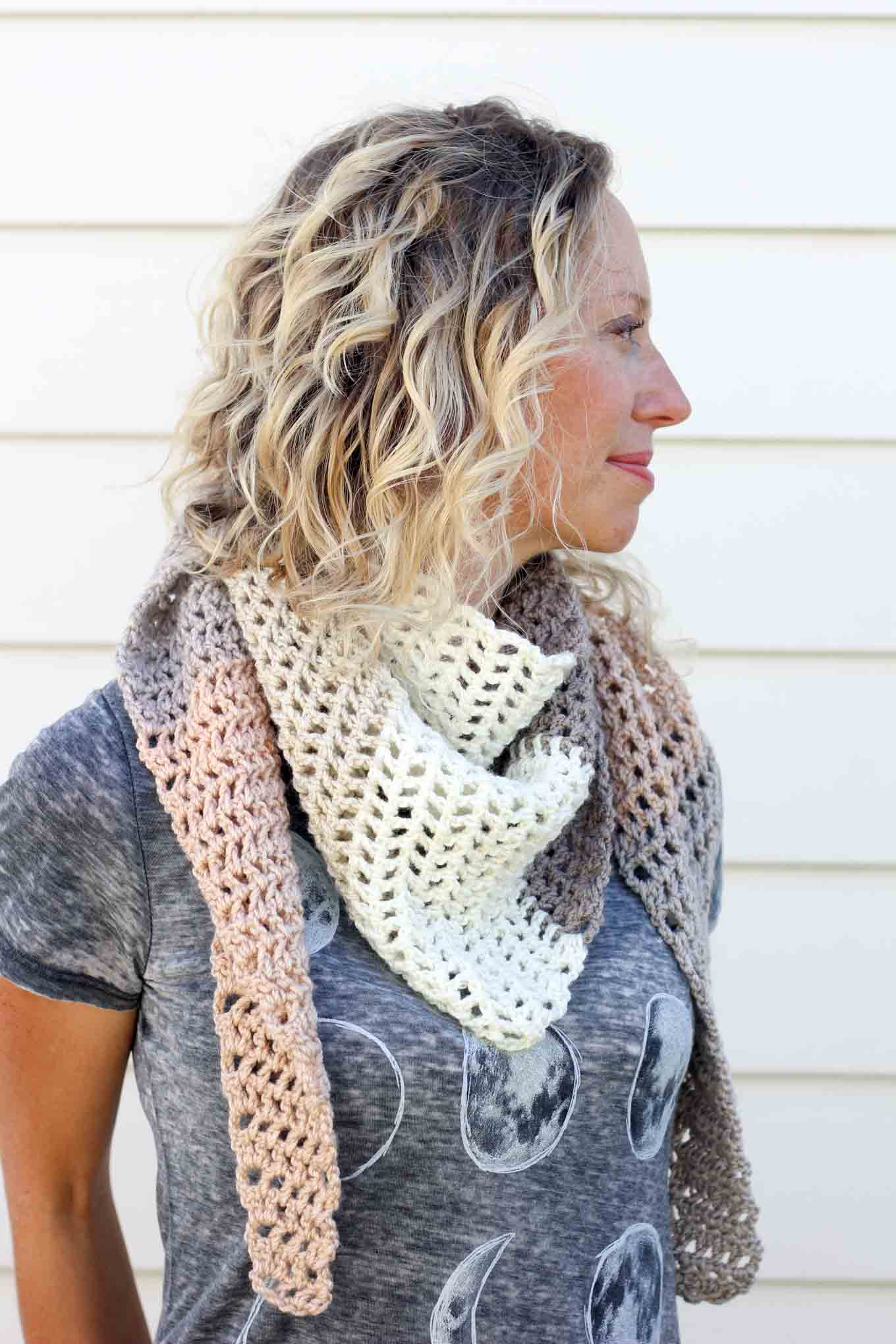 Scarf Crochet Pattern Free to Upgrade Your Winter Style Modern Free Lion Brand Mandala Crochet Scarf Pattern