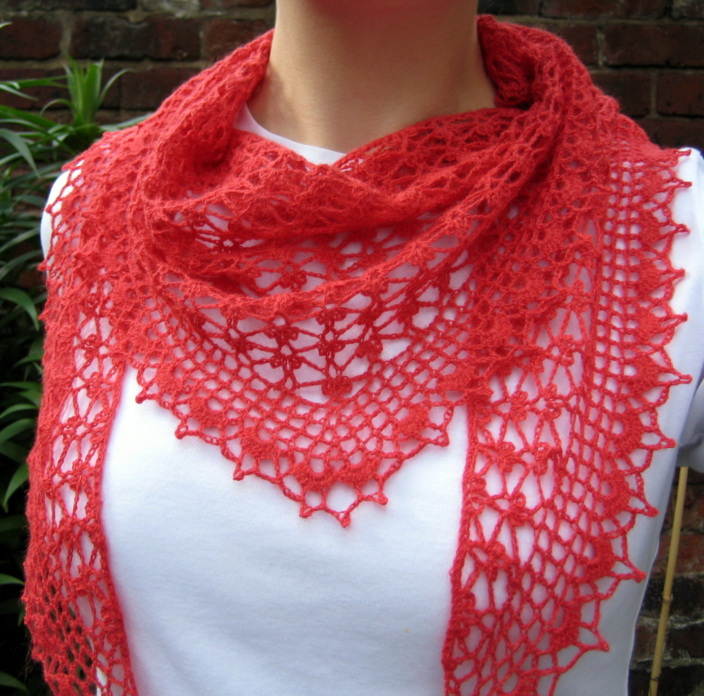 Scarf Crochet Pattern Free to Upgrade Your Winter Style Summer Sprigs Lace Scarf Make My Day Creative