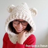 Scoodie Crochet Pattern Free Ill Be Your Mama Bear Hooded Scarf Scoodie Crochet Pattern Once