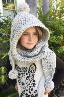 Scoodie Crochet Pattern Free Scoodie My All Rhpinterestcom Scoodie Free Crochet Pattern For