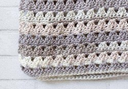Simple Crochet Blanket Alissa Easy Crochet Throw Blanket Easy Crochet Blanket Pattern