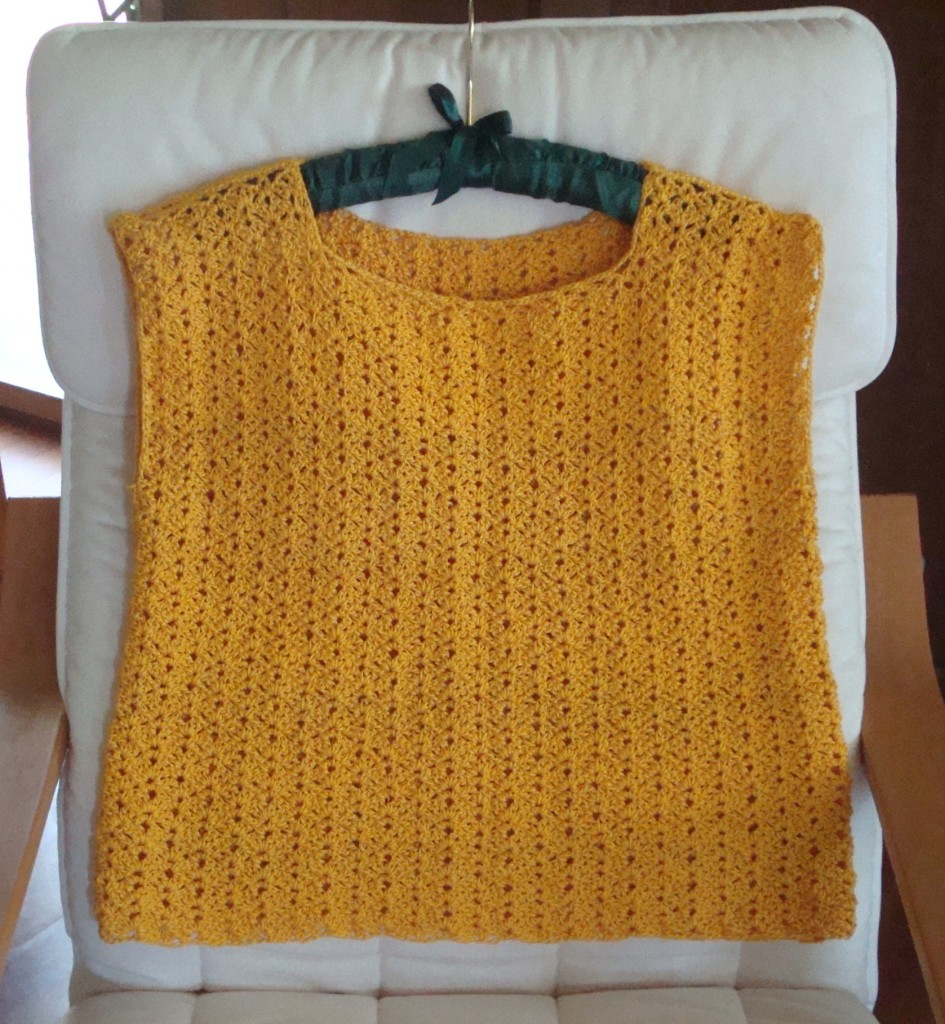 Summer Crochet Pattern Design Your Own Crochet Summer Top Yarn Over Pull Through