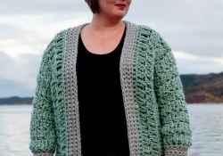 Sweater Crochet Pattern Free Crochet Regelo Cardigan Free Crochet Pattern Joy Of Motion