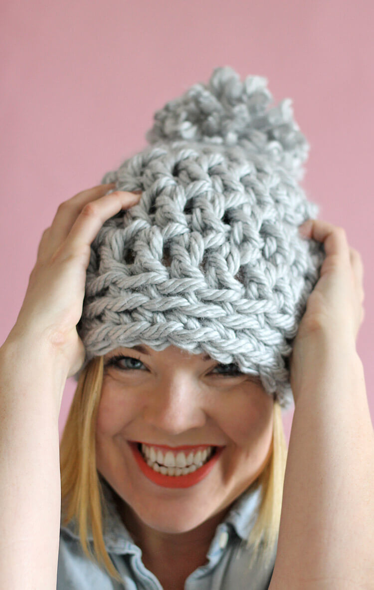 What You Should Know Before Proceeding Crochet Chunky Yarn Patterns 30 Minute Easy Chunky Crochet Beanie Persia Lou