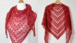 Sarin Crochet Lace Shawl