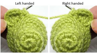 Percy Bear Crochet Ears