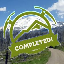 Mt. Adams — 12,280'