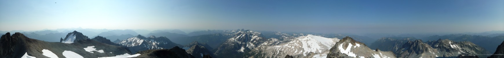 Mt. Daniel Pano