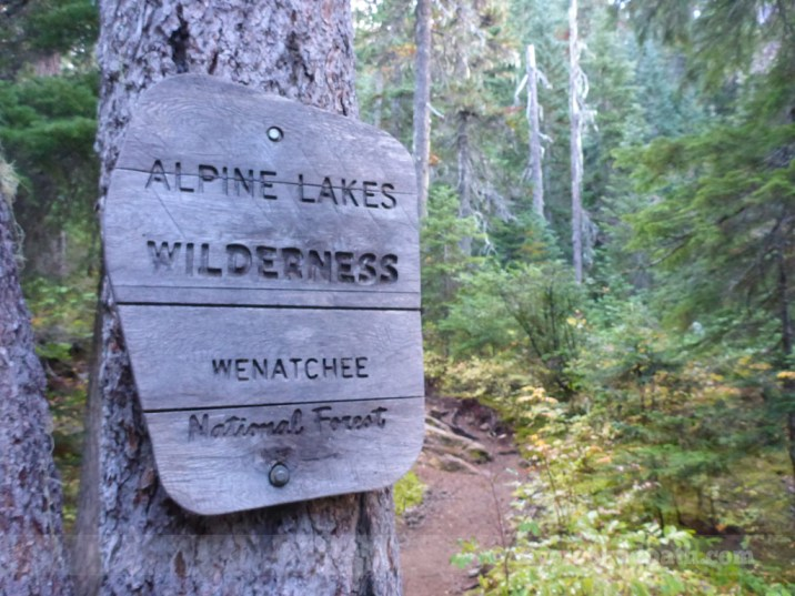 Entering the Wilderness