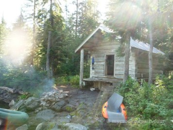 Cabin at Eagle Lake