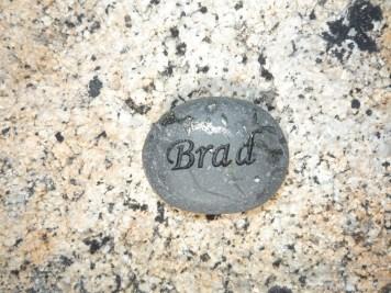 Hey Brad, I found your pebble