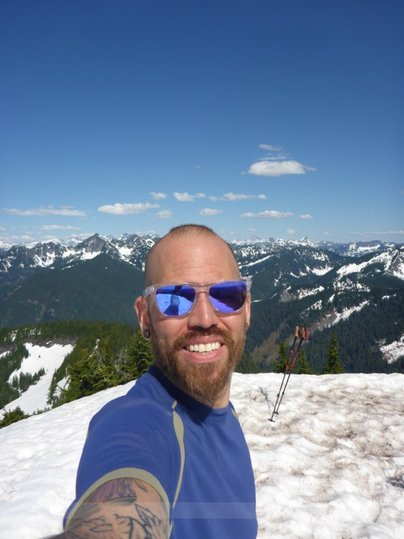 Third summit selfie