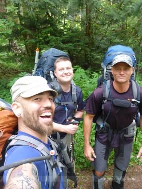 Me, Aaron, and Kim