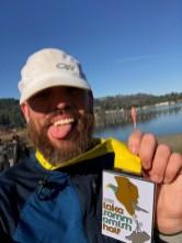 Lake Sammamish Half Marathon - PR