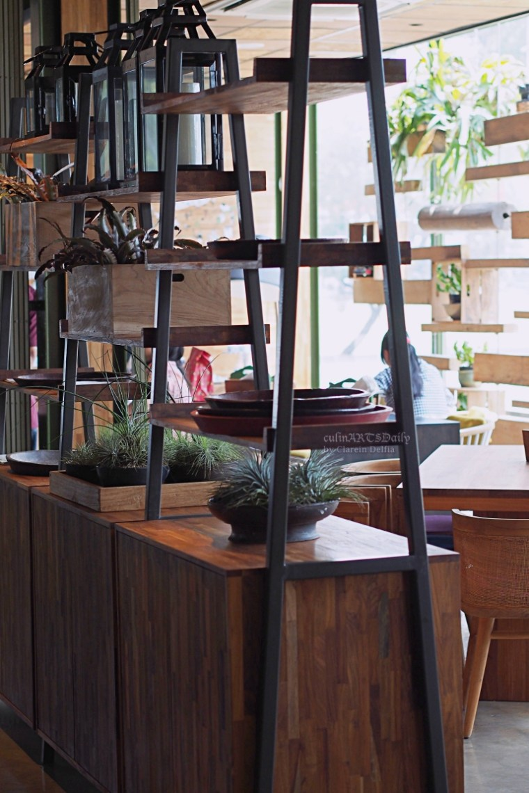 Kayu Kayu Restaurant Serpong Utara Tangerang