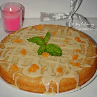 Orange Cake With Orange Drizzle (Egg-free)