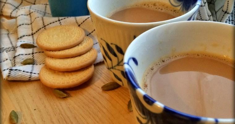 Ginger Tea / Adrakwali Chai