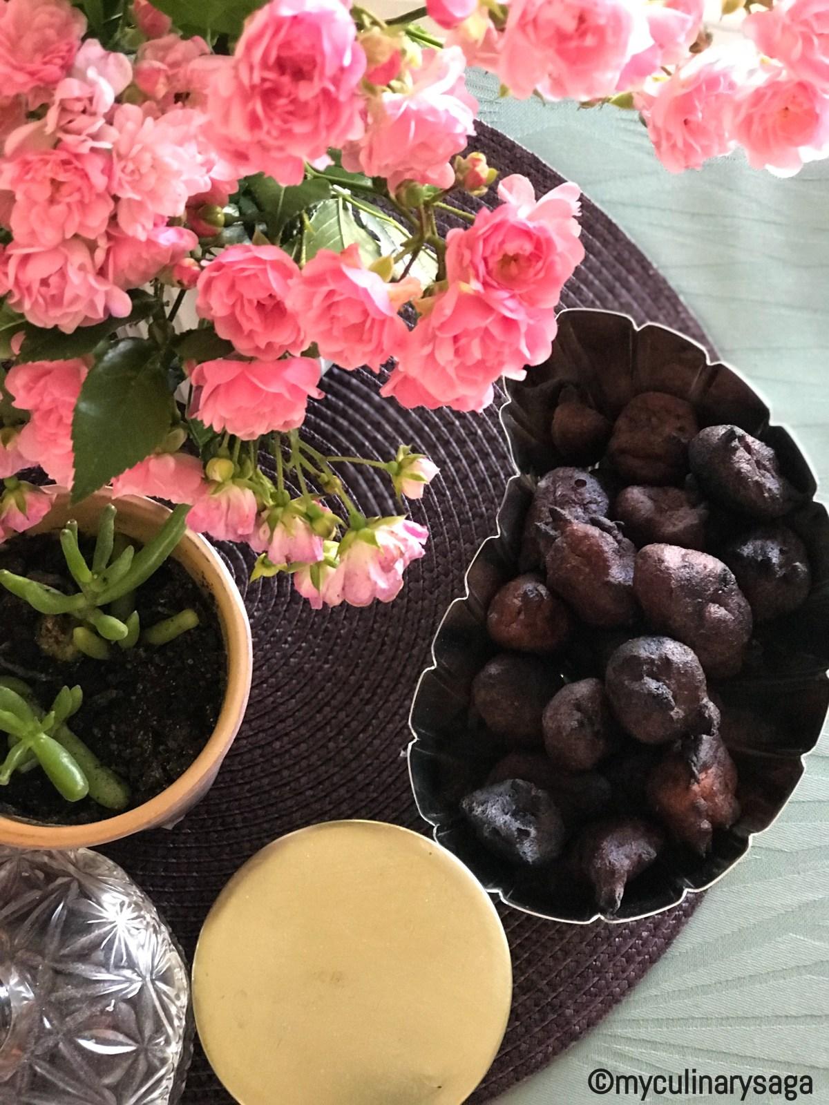 Balle Murukku or Coorg Banana Fritters