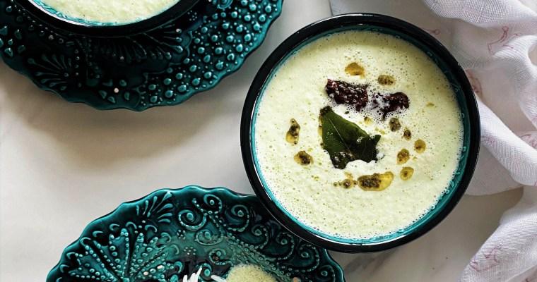 Choute Pachadi / Coorg Cucumber Chutney