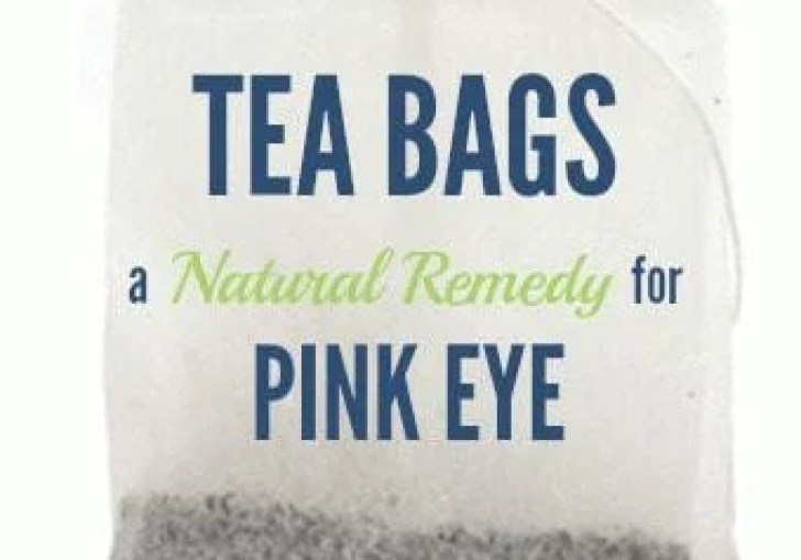 Search Tea Bags For Pink Eye