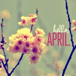 New Month: April