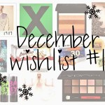 December wishlist #1