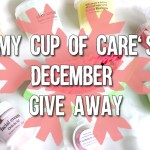 My Cup of Care's December Give Away!  #4
