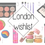 London wishlist 2015